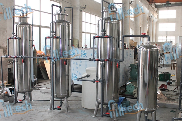 Water Treatment System Filter Machine