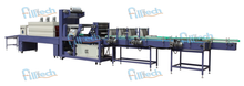 PLC Control Automatic Linear Packing machine