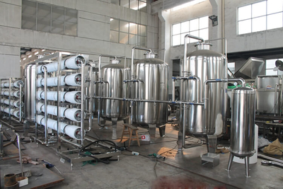 FILLTECH manufacturer RO water treatment system