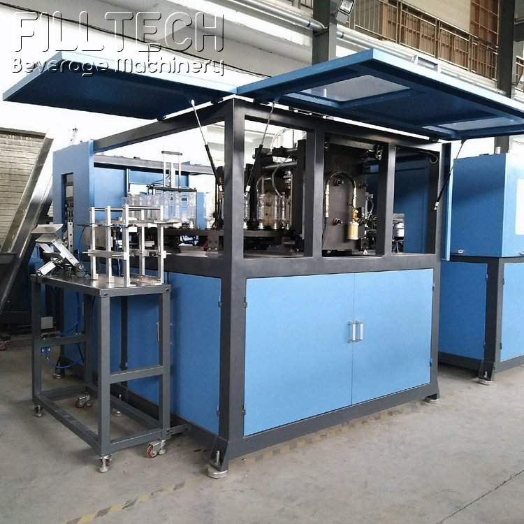 4000bph full automatic PET plastic bottle blowing machine for high performance