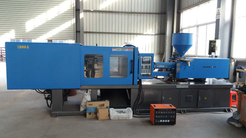 Plastic Injection Molding Machine for Pet Preform